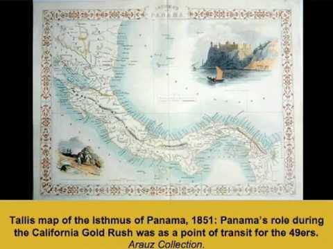 Early Cartography of Panama & Darien