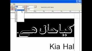 Inpage Computer Training in Urdu Lecture Number 2