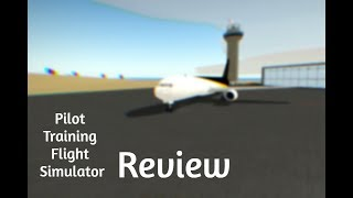 Pilot Training FlugSimulator | Der beste ROBLOX Flugsimulator?