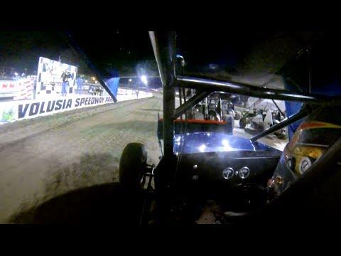 Rico Abreu at Volusia Speedway Park