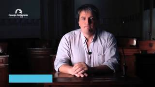 Concejo Deliberante Tandil Marcos Nicolini