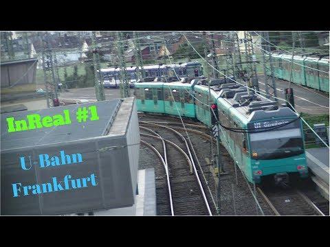 InReal #1 U-Bahn Frankfurt
