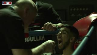 SHABAZ MASOUD VS CHRISTIAN NARVAEZ - BBTV - BLACK FLASH PROMOTIONS MANCHESTER