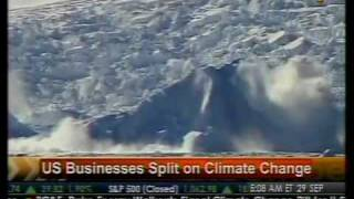 US Businesses Split On Climate Change