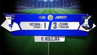 Skrót meczu: Victoria Żyrowa - Czarni Otmuchów