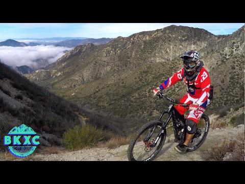 EXPOSED IN L.A. | Mountain Biking Mt. Wilson Pt. 1