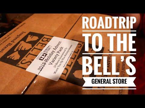 Road Trip To Bell's General Store In Kalamazoo, MI