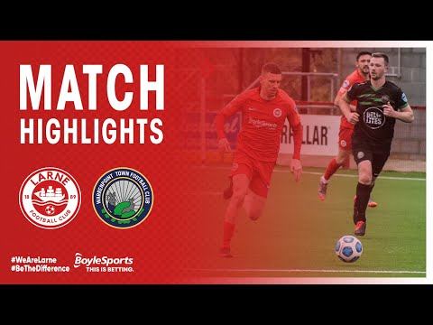 Larne Warrenpoint Goals And Highlights