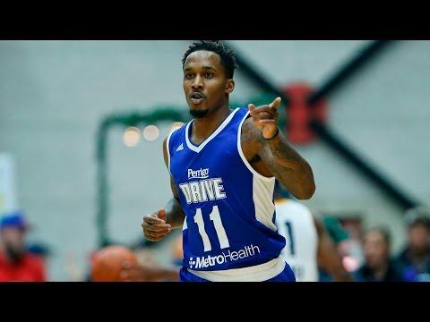 Highlights: Brandon Jennings Returns in NBA D-League Rehab Game