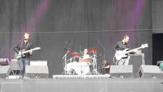 Poor Misguided Fool, Starsailor, V Festival Hylands Park, 16th August 2014