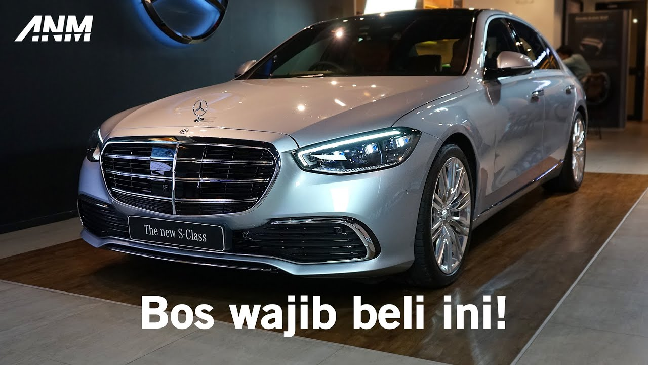 Mercedes Benz S Class 2021 Indonesia Youtube