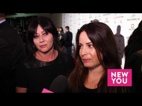 Holly Marie Combs and Shannen Doherty Describe Their Long Lasting Friendship with New You