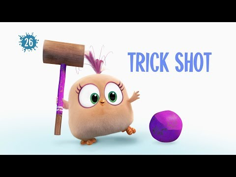 Angry Birds Blues | Trick Shot - S1 Ep26