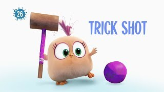 Angry Birds Blues | Trick Shot - S1 Ep26 #NEW