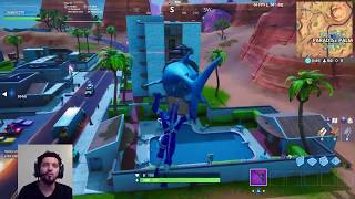 Fin Fortnite Stream! Utilisez Code SuperCJTV!