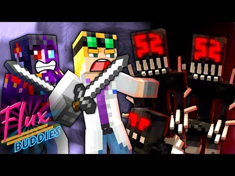 Minecraft: Flux Buddies 4 - HUNTING SHADOWS - #9