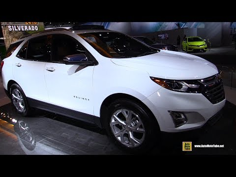 2018 Chevrolet Equinox Diesel - Exterior and Interior Walkaround - 2017 LA Auto Show