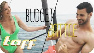 Low Budget vs. Luxus! Nina Beeh vs. Leonard Freier 1/4 | taff Budget Battle Kanaren