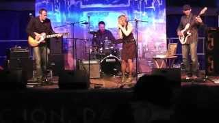 "Miss Zippy & The Blues Wail - ""The Opener"" - Laubach, 2012"