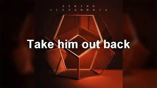 KARAOKE - Asking Alexandria - Into The Fire [Instrumental Cover + Lyrics]