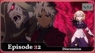 Fate/Apocrypha Episodes 12 Review/Discussion: A Turn of Events