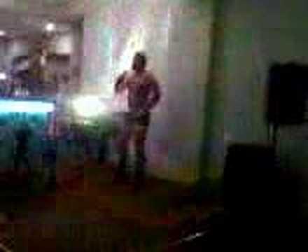 Ali the Karaoke king
