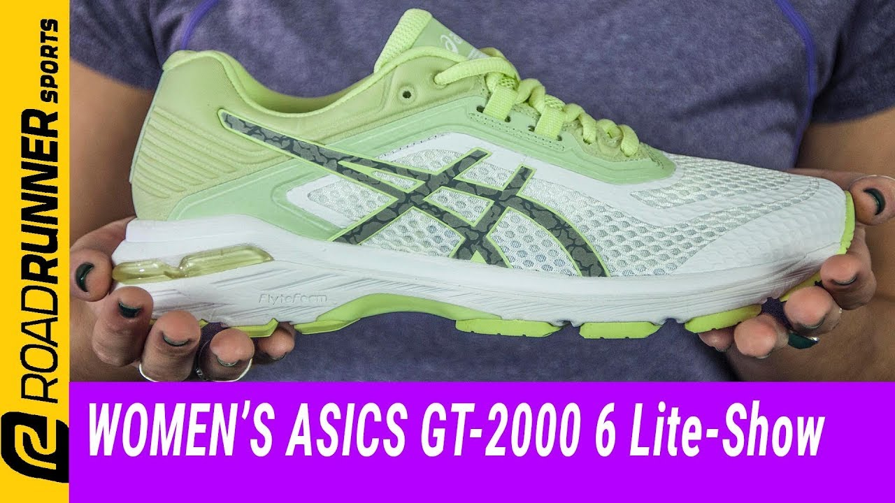 212d6bf11a296 Women's ASICS GT-2000 6 Lite-Show | Fit Expert Review