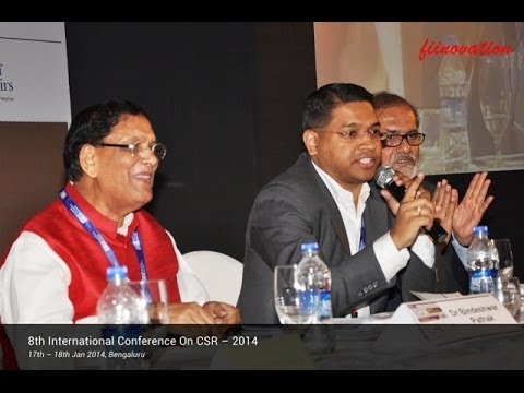 Fiinovation - 8th International Conference On CSR and Golden Peacock Awards 2014