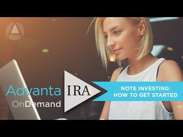 Note Investing: What It Is and How to Get Started