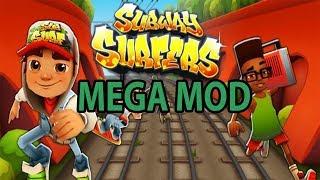 Subway Surf v1.74.0   MEGA MOD -  Android