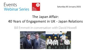 The Japan Affair: 40 Years of Engagement in UK - Japan Relations