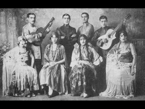 Цыганский певец Володя Поляков   Памяти Жозефа Кесселя xvid