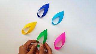 Xmas paper Crafts  || DIY  Home Decoration Ideas || Easy & Best home decoration ideas for Christmas
