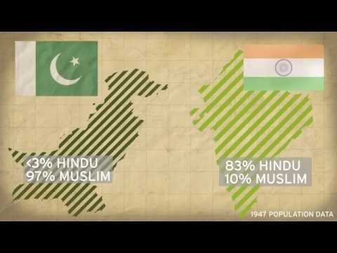 A Short History of India-Pakistan Relations
