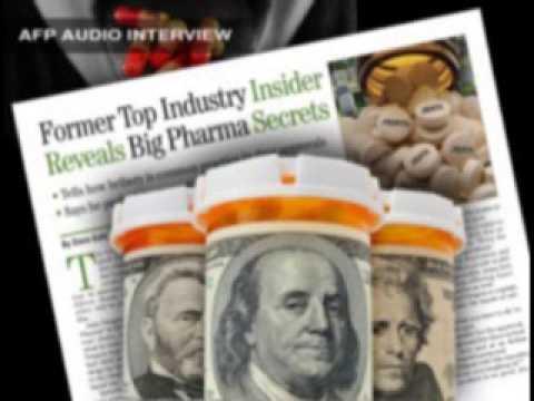 """Big Pharma"" Insider Talks Side Effects and Death"