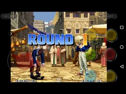 Kof 98 Um Android Link Download Youtube