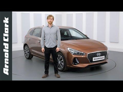 Hyundai i30 Premium Walkaround - Arnold Clark - YouTube