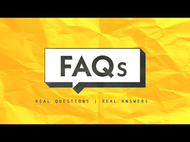 Flagstone Live | FAQ's - What Happens When We Die?