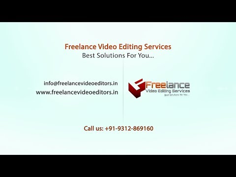 Best Video Production Company I Corporate Video Production I Video Editing Companies