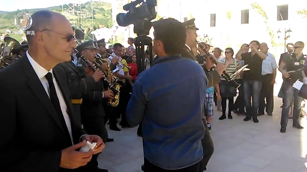 """Download Hor """" Aleksandrov """" u pratnji Vučića i Kusturice na Vidovdan u Andrićgradu - 28.06.2014"""