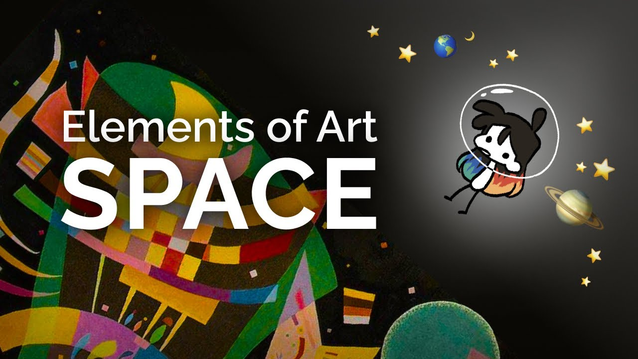 SPACE: Element of Art Explained in 7 minutes (funny!)