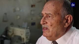 وجيه غانم .. أحد أقدم الخياطين في عمان وعاشق لمهنته ووسط البلد - (13-11-2019)