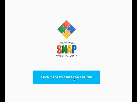 SNAP eLearning DEMO