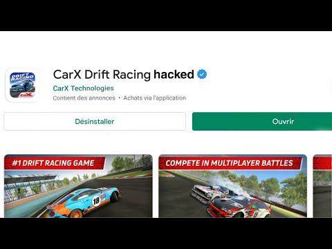 [Tuto] CarX Drift Racing Hack