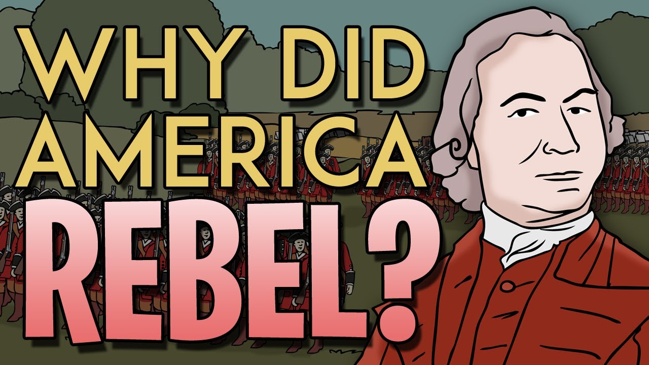 What Caused the American Revolution? | Animated History