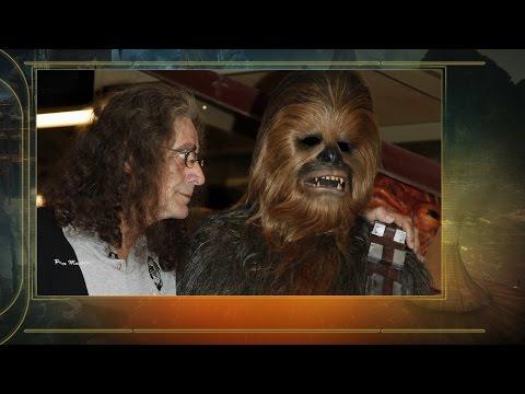 Star Wars Episode III: Chewbacca Costume Featurette