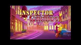 Michael Caine Style Voice - 'Inspector Groovy' Bingo Blitz App IOS/Android.