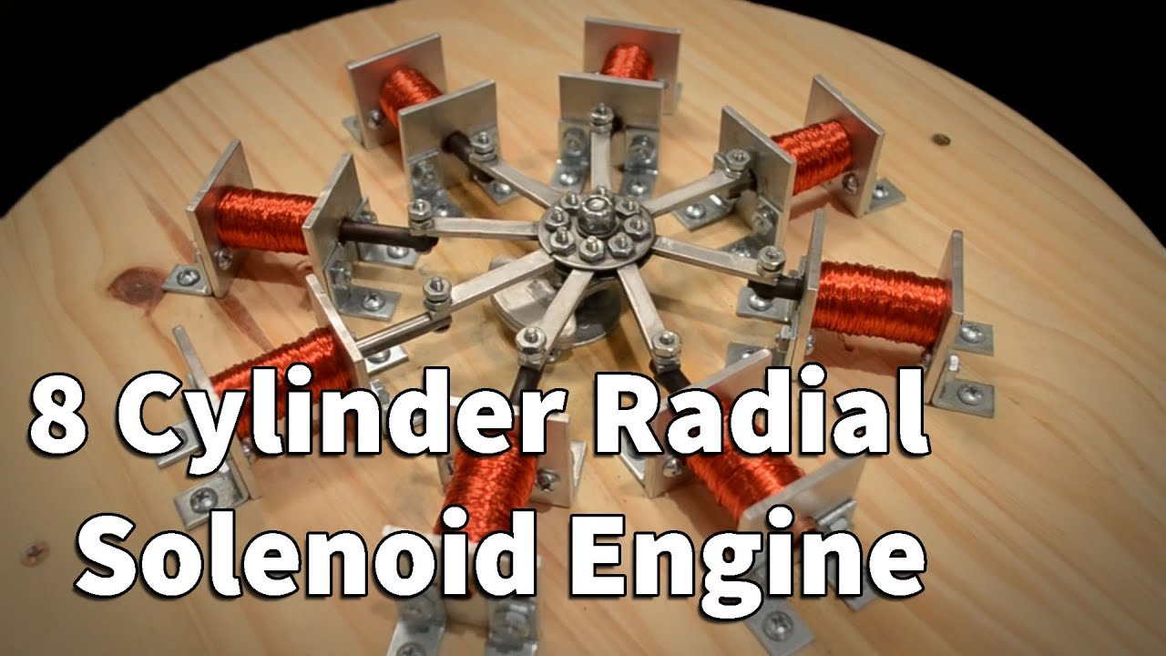 Solenoid Engine How It Works Adding A Remote Starter To Your Chevy My Way 8 Cylinder Radial Youtube