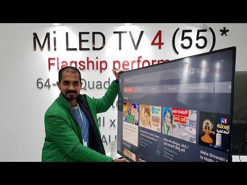 Mi TV 4 first impressions in Tamil