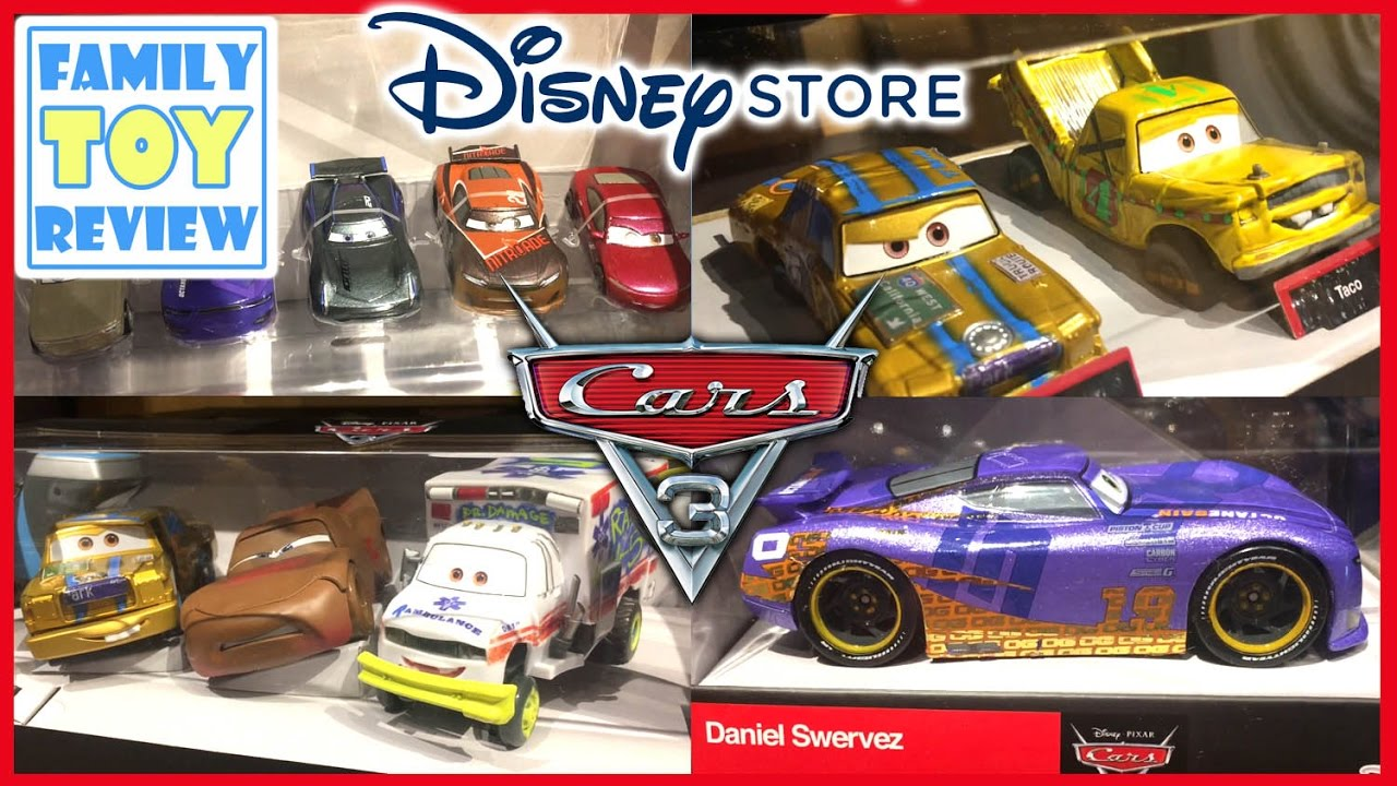 Disney Cars 3 Toys Brand New Toys 2017 Cars Official